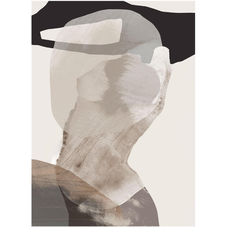Anna Bülow-Monument 01 Poster, 50x70 cm