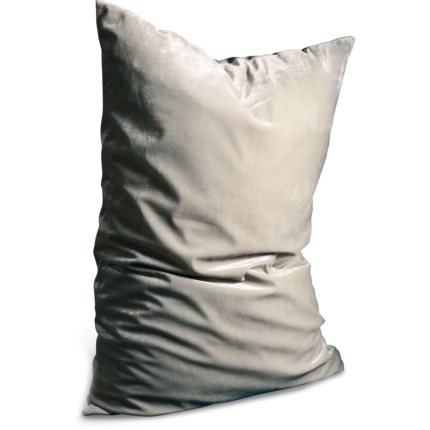Bilde av Dirty Linen-Plain Cushion Cover, Moon