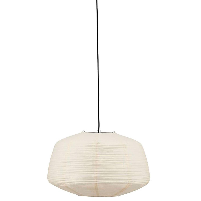 House Doctor-Bidar Lampeskærm 50cm, Sand