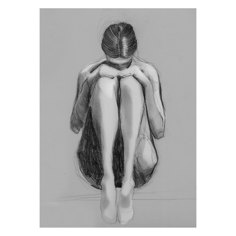 Bilde av Anna Bülow-Darkroom 1 Poster 70x100cm