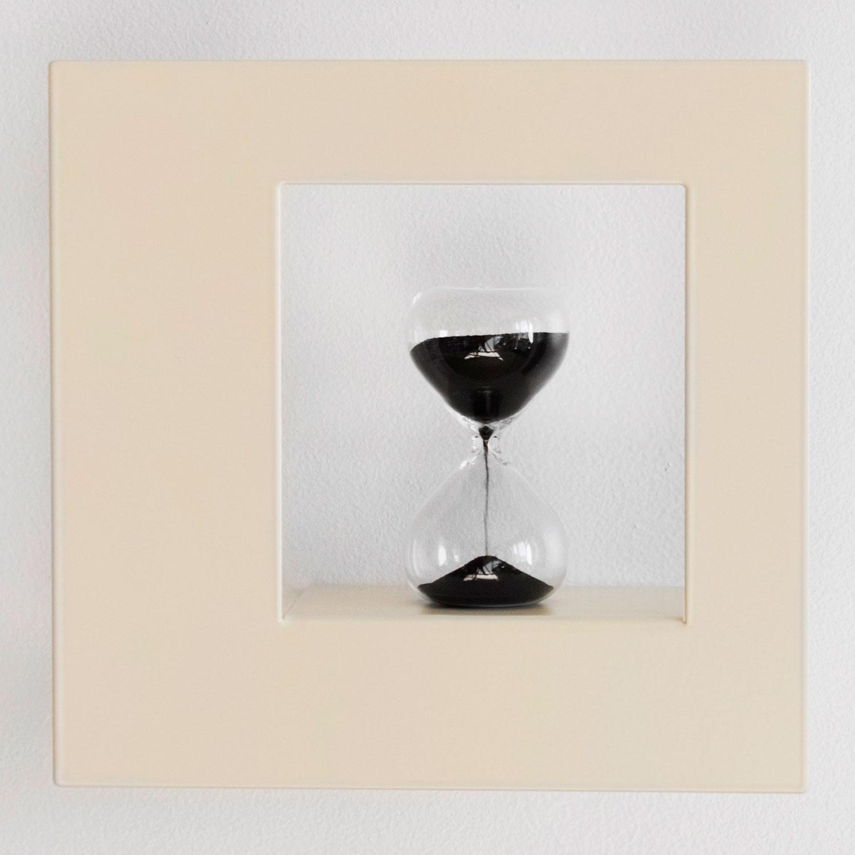 Bilde av Scandinavian Design Factory-Frame Square Bilderamme 21x22cm, Creme