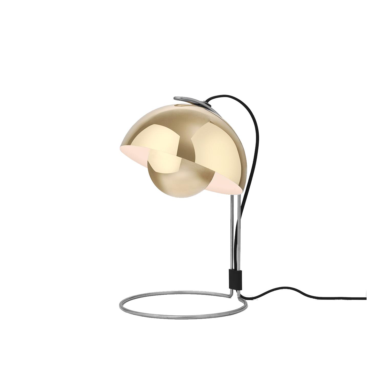 Bilde av &Tradition-Flowerpot Bordlampe Vp4, Messing