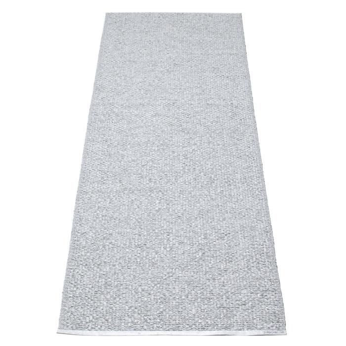 Svea Matta Grey Metallic/Grey, 70x320 cm