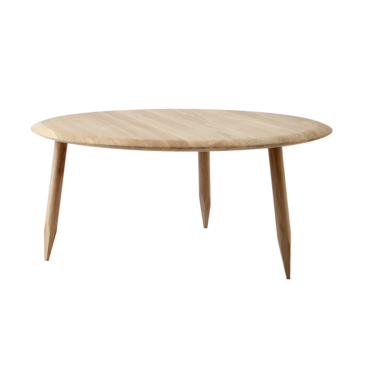 Bilde av &Tradition-Hoof Table Sw2, Hvitoljet Eik