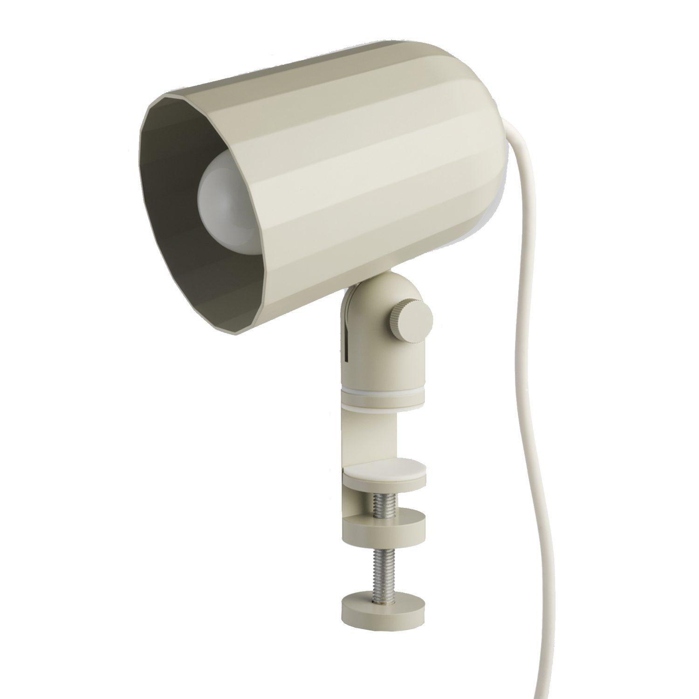 Hay-Noc Light Klemlampe, Hvid
