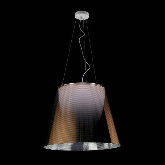 Bilde av Flos-Ktribe S3 Taklampe, Bronse