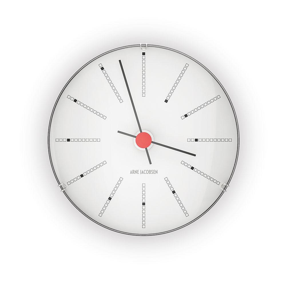 Bilde av Arne Jacobsen-AJ Bankers Veggur 12cm