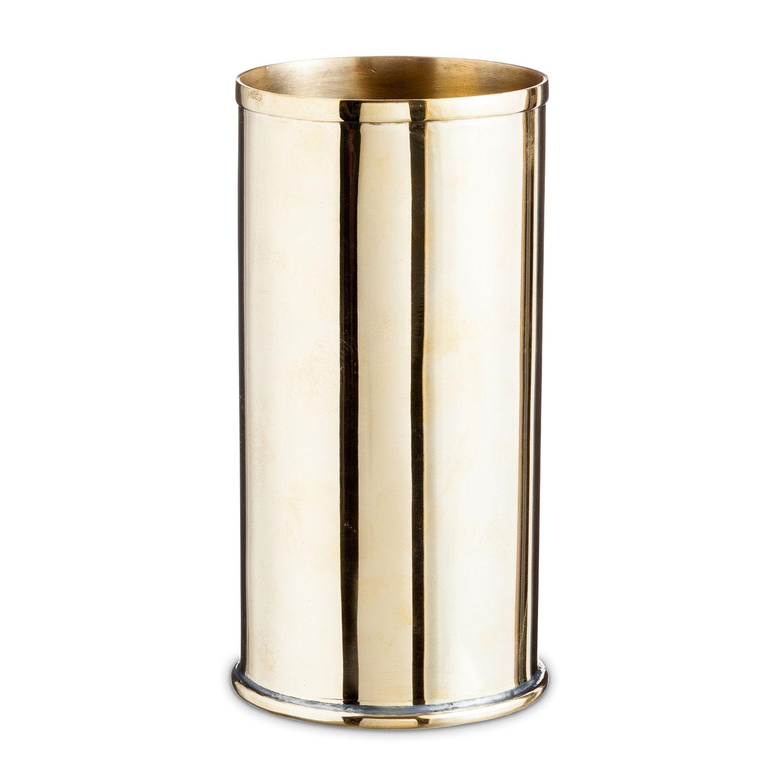 Bilde av Nordstjerne-Vase Large, Messing