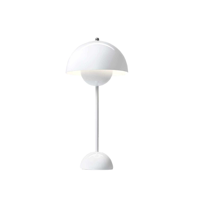 Bilde av &Tradition-Flowerpot Bordlampe Vp3, Hvit