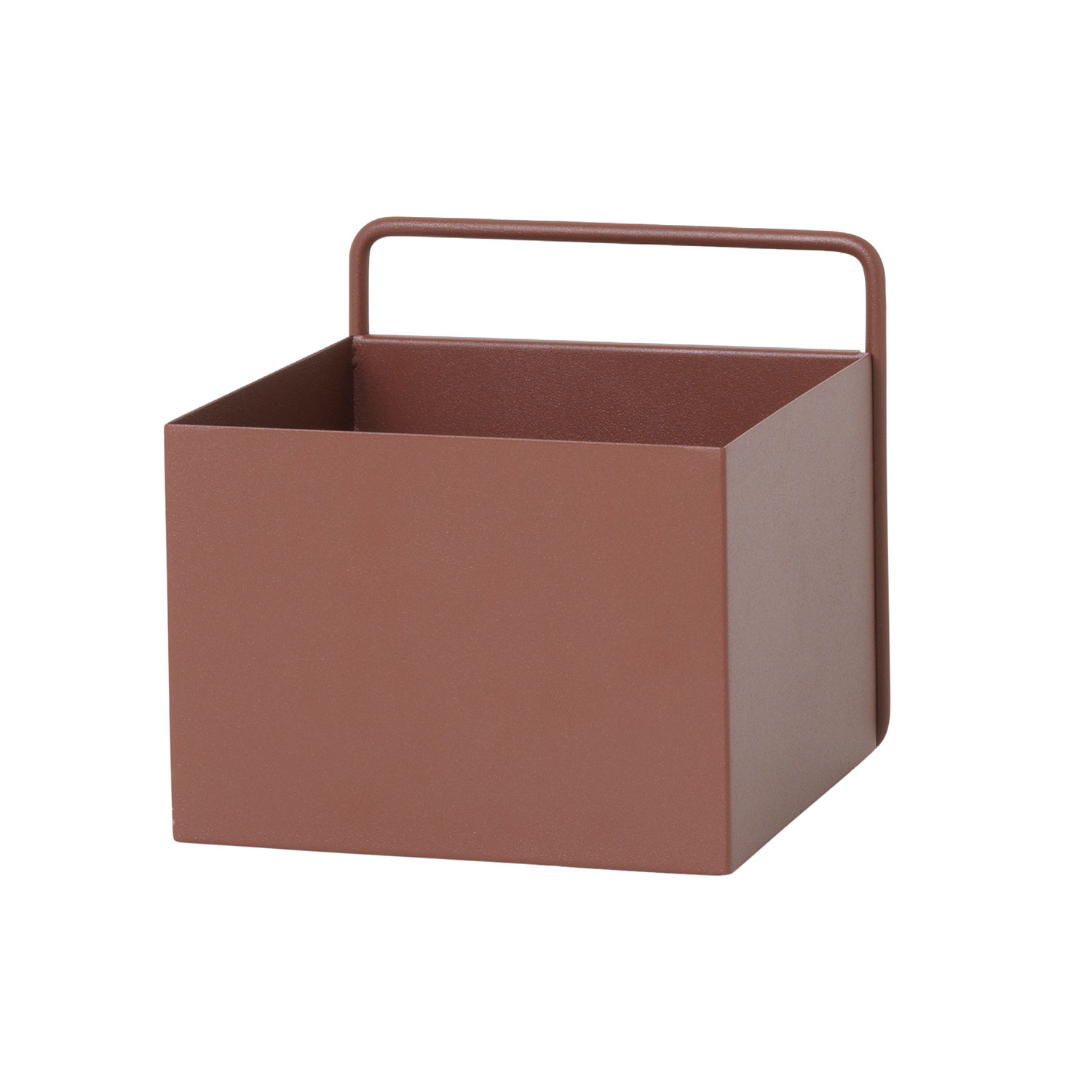 Bilde av Ferm Living-Wall Box Square, Brun