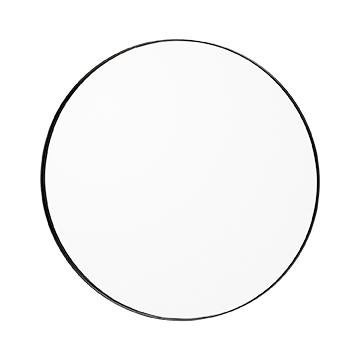 AYTM-Circum Mirror, Clear/Black