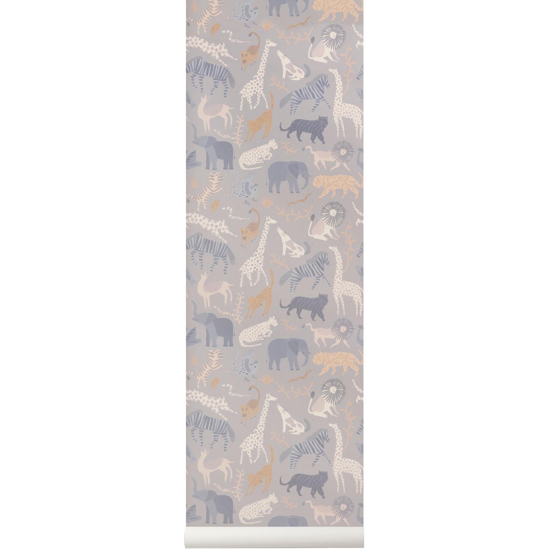 Safari Tapet
