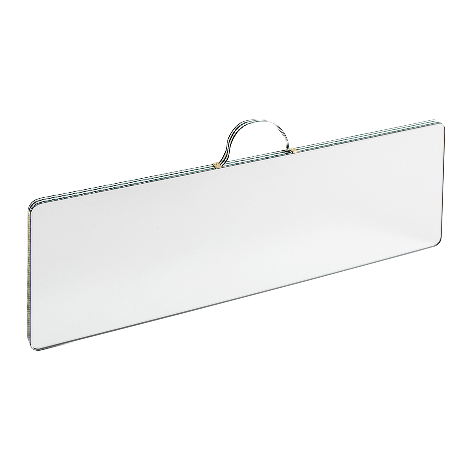 Bilde av Hay-Ruban Rectangular Mirror L. Green Stripe