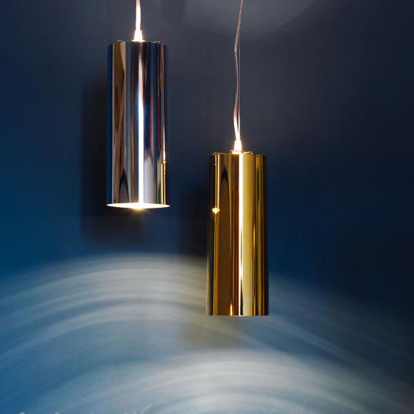 Bilde av Kartell-Easy lampe, krombelagt