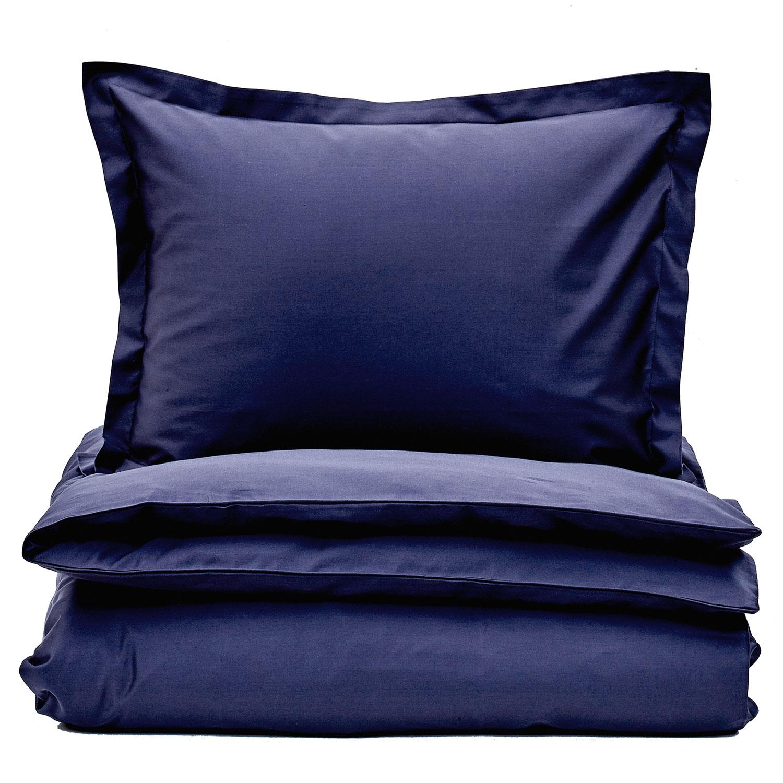 Sateen Påslakan 220x220 cm, Sateen Blue