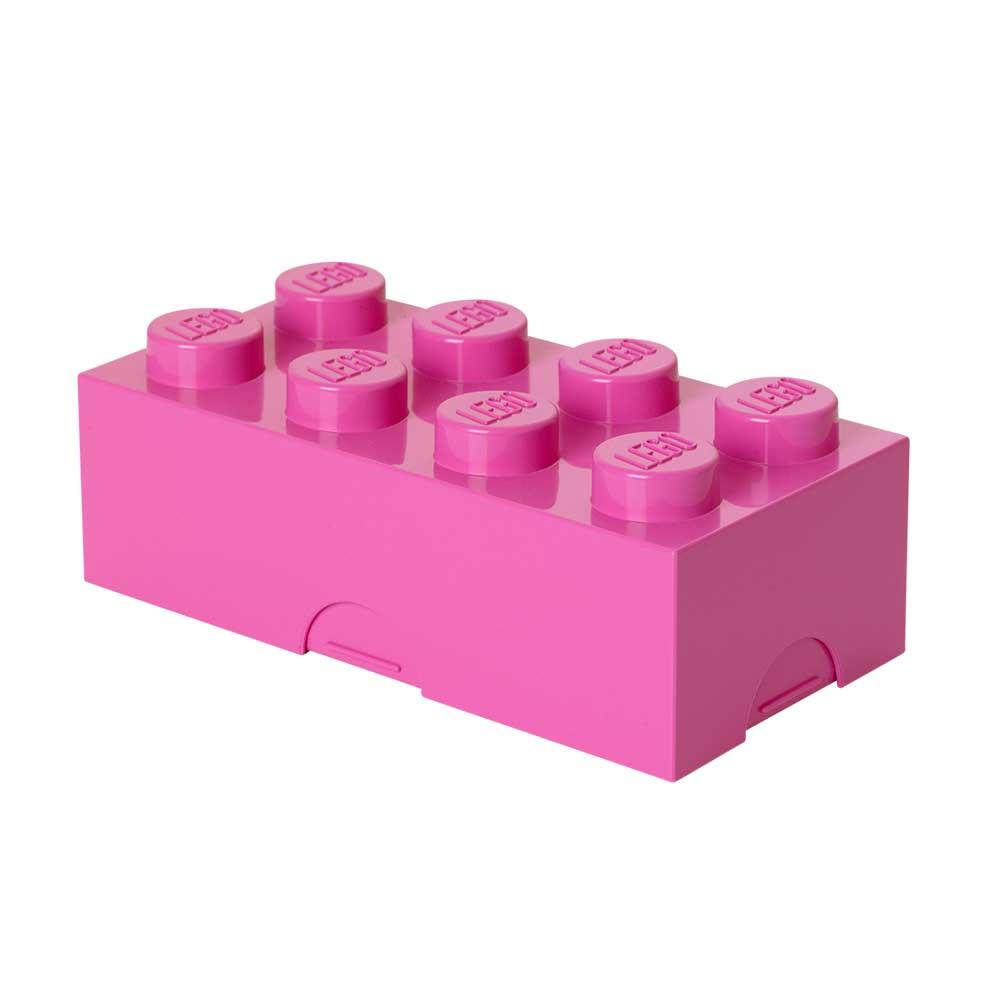 Lego Lunchbox 8, Ljuslila