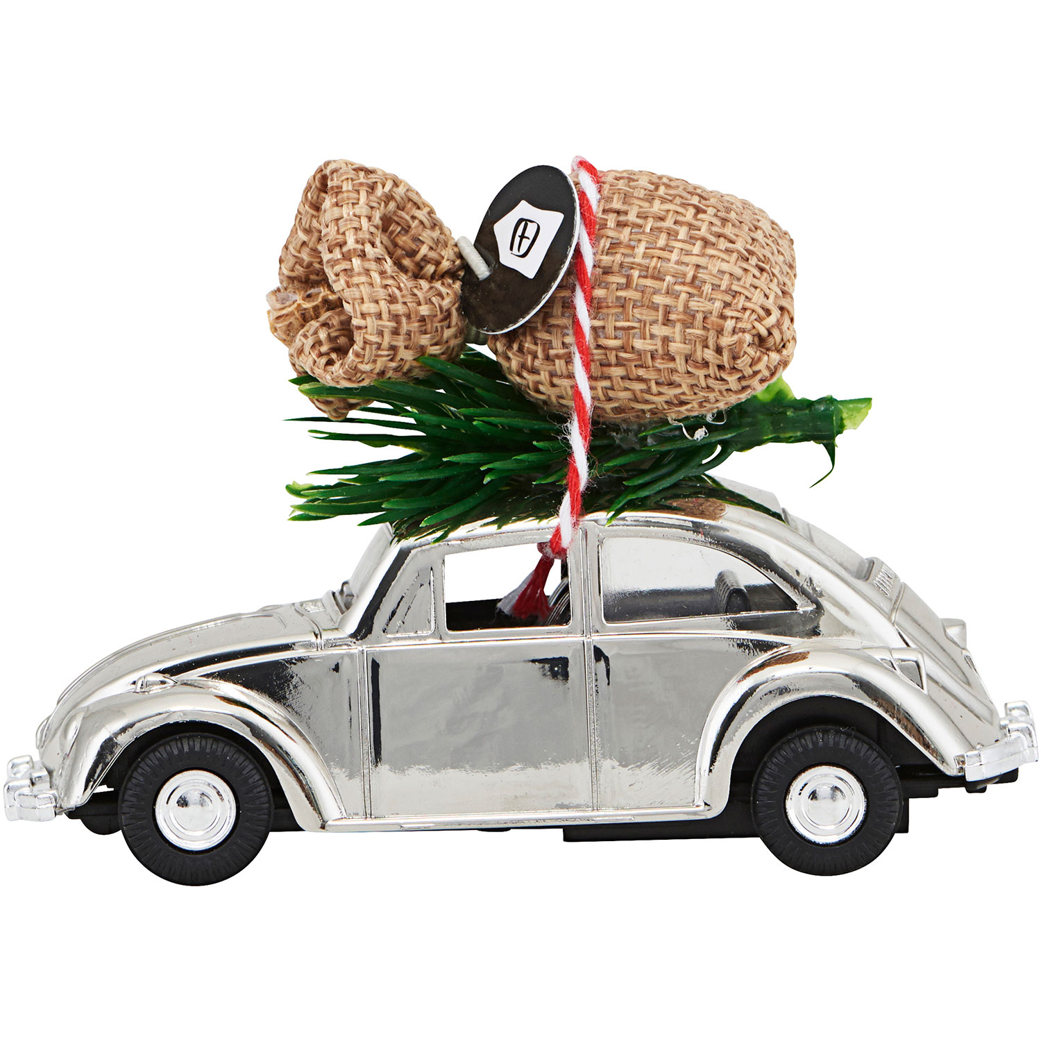 Xmas Car Mini Julbil, Krom