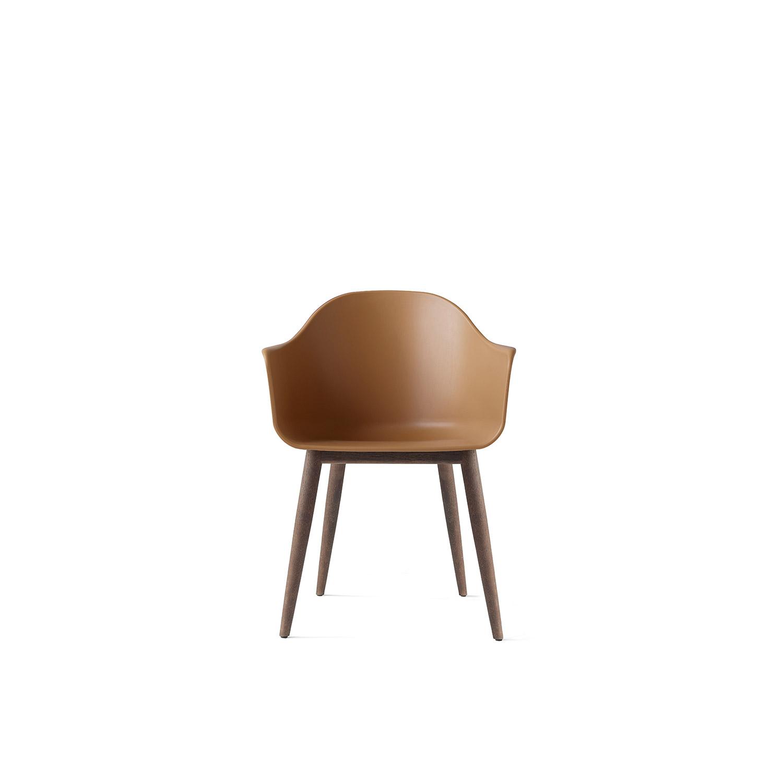 Bilde av Menu-Harbour Chair, Khaki/Mørk Eik