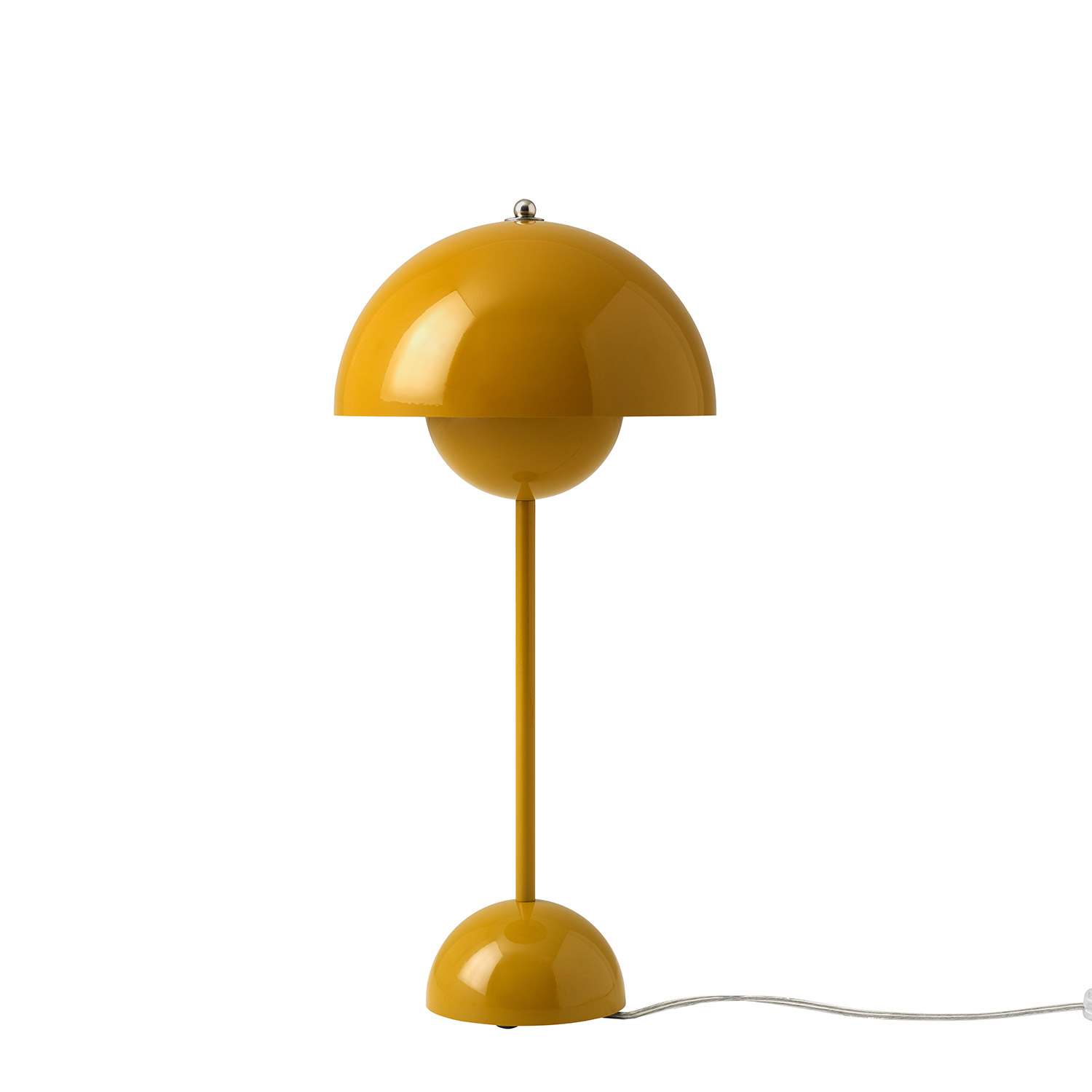 Bilde av &Tradition-Flowerpot Bordlampe Vp3, Mustard