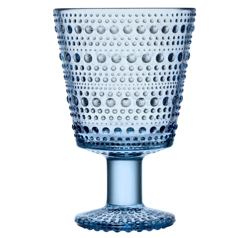 Iittala-Kastehelmi Universal Glass 26 cl 2 Pcs, Aqua