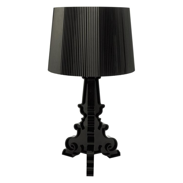 Bourgie Bordlampe HvitGull Kartell