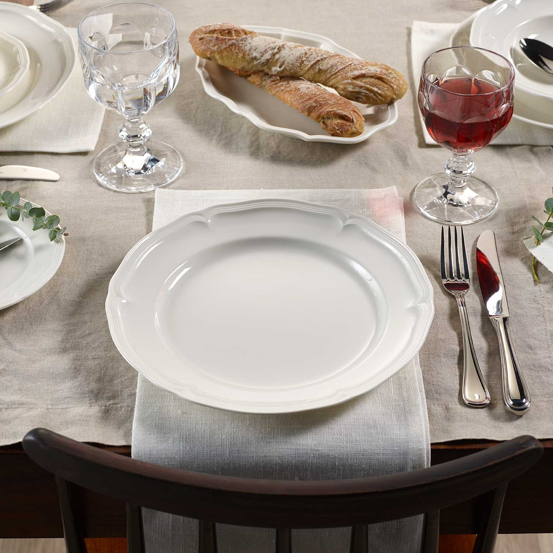 Manoir Plate 26 cm, 6 Pcs - Villeroy & Boch @ RoyalDesign