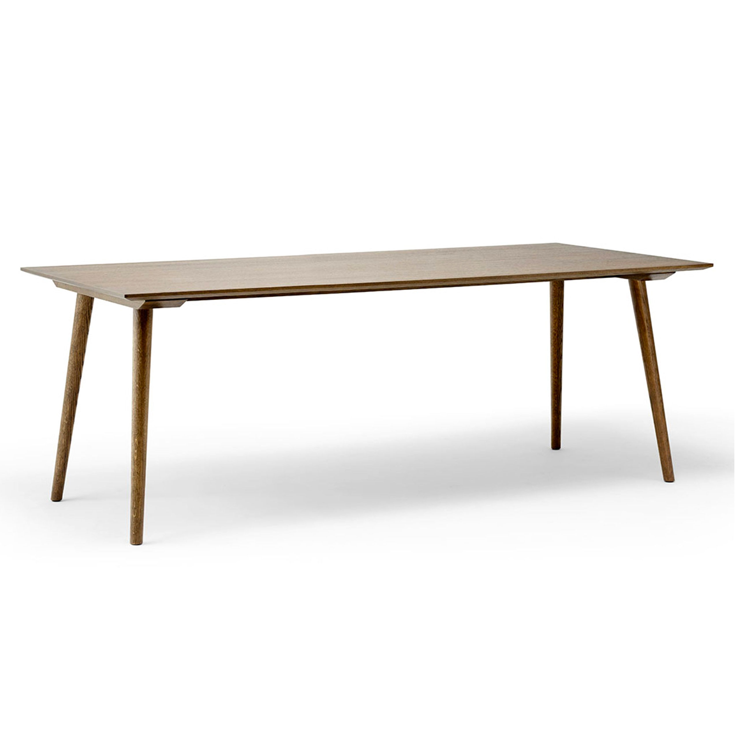 Bilde av &Tradition-In Between Table SK6 100x250 cm, Smoked lacquered Oak