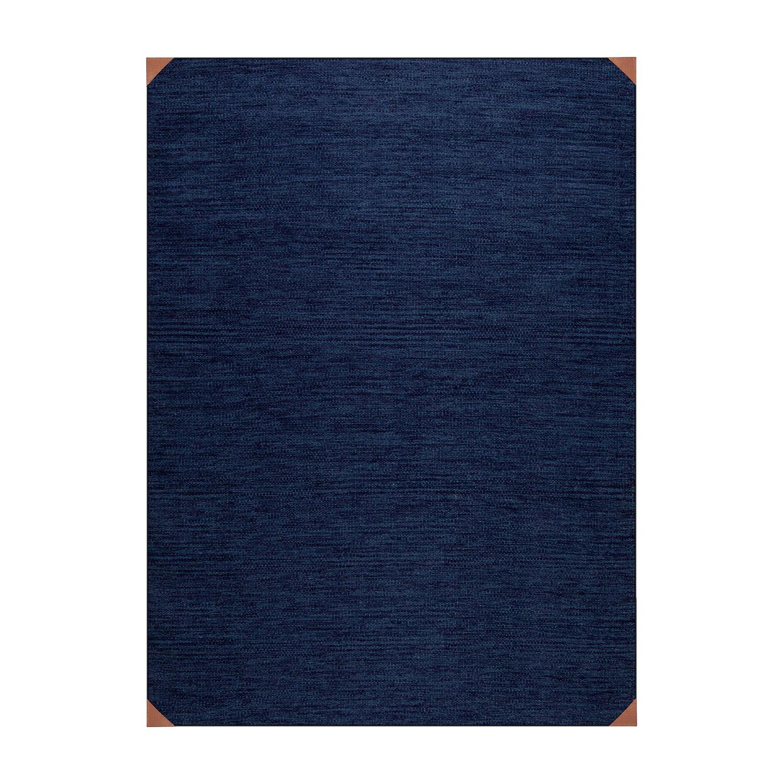 Le Cuir Bleu Matta 300x400 cm, Blå