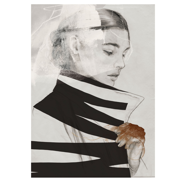 Frida Poster 30x40