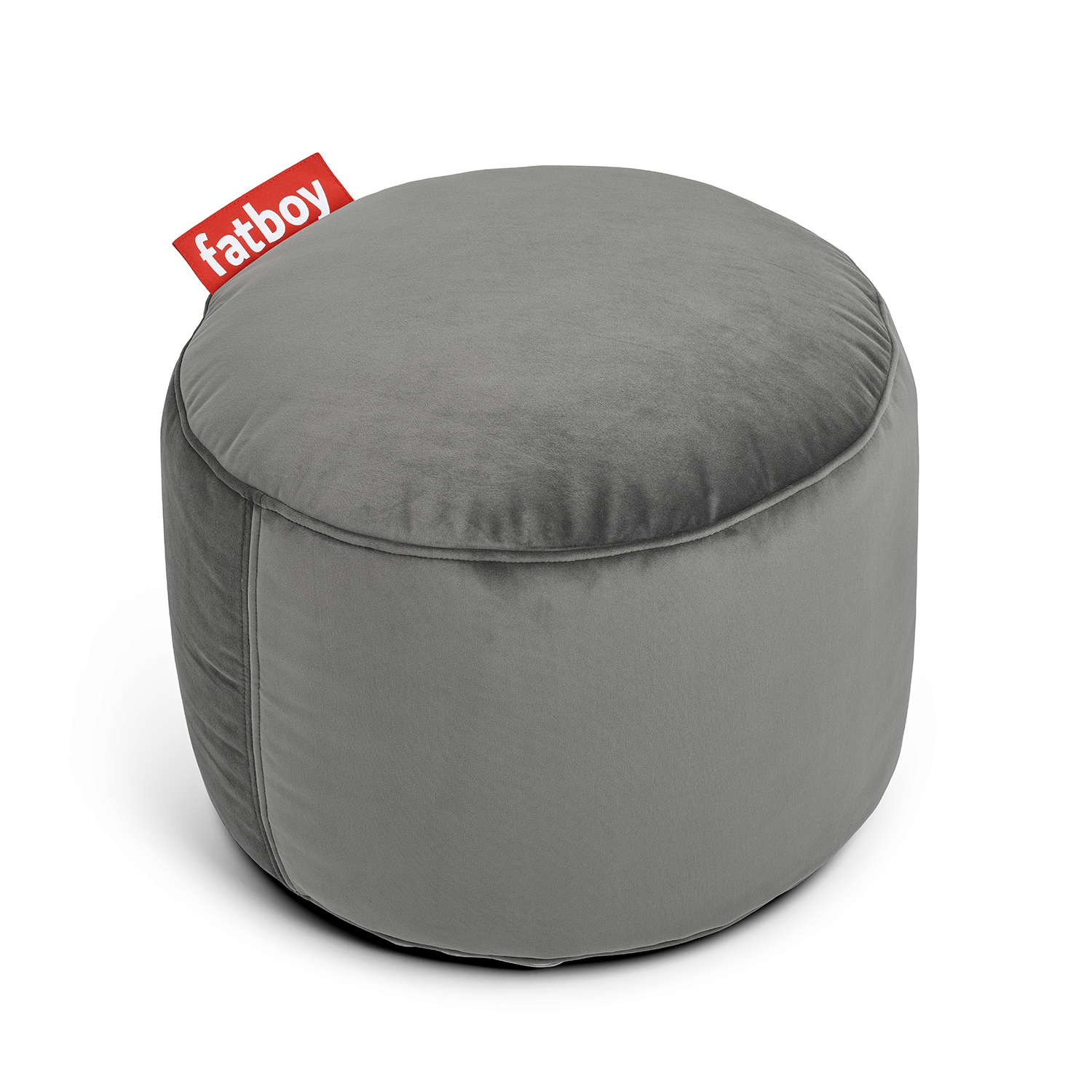 Fatboy-Point Velvet Puffe, Taupe