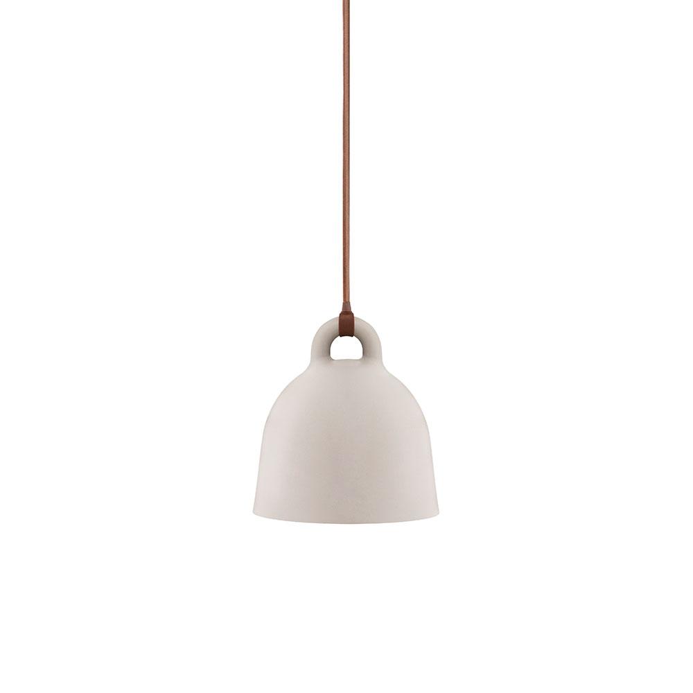 Bilde av Normann Copenhagen-Bell Lampe XS, Sand