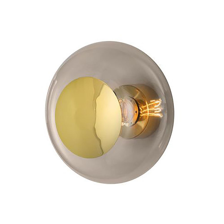 Ebb & Flow-Horizon Loftslampe 29cm, Chestnut Brown