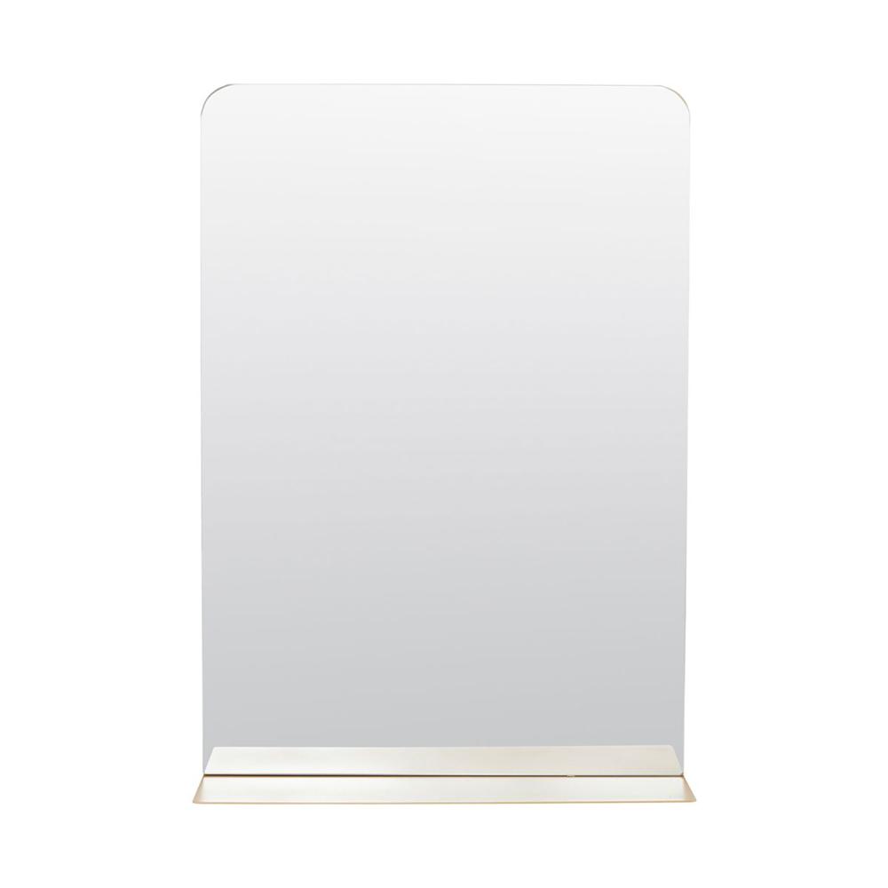 Room Spegel, Mässing