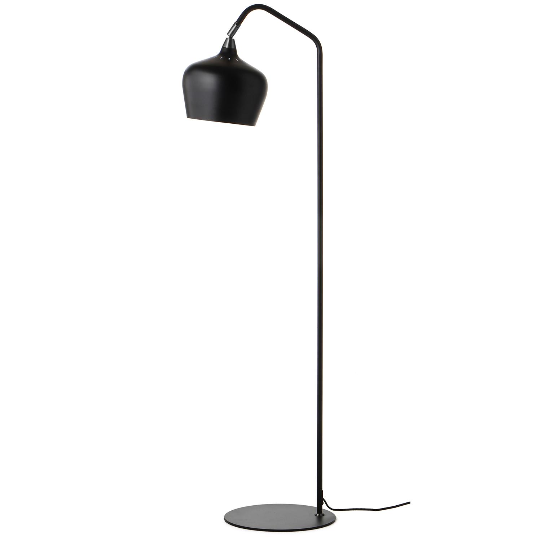 Cohen Metal Floor Lamp Matte Black