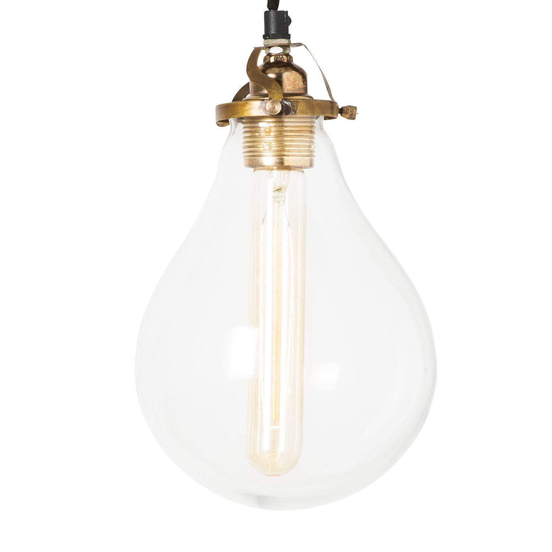 Bilde av Watt & Veke-Droppe Plain Lampe, Klar