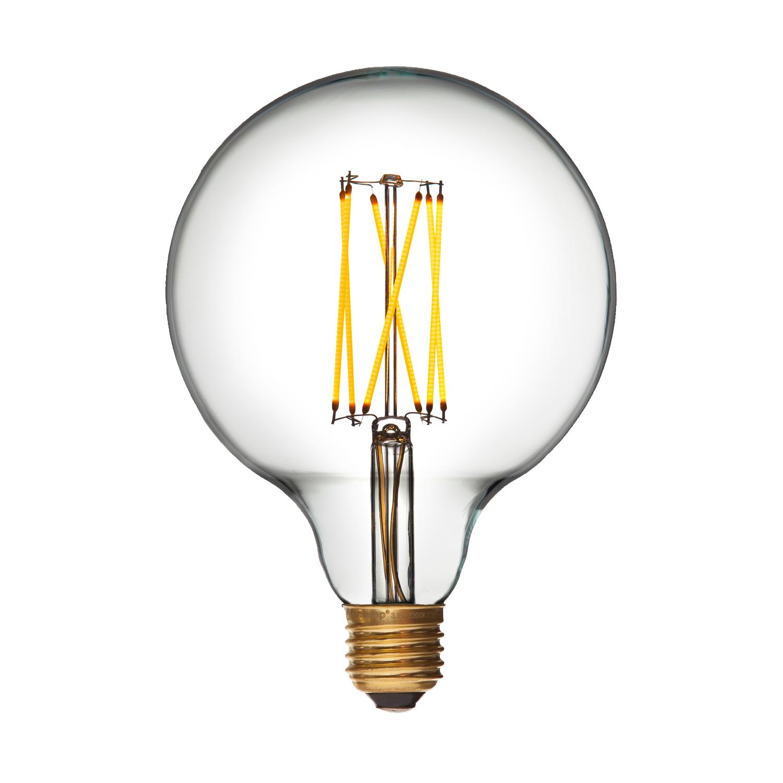 Danlamp-Mega Edison Led, E27 4W