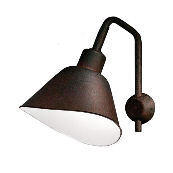 Bilde av Diesel with Foscarini-Smash Vegglampe Large E27, Rust