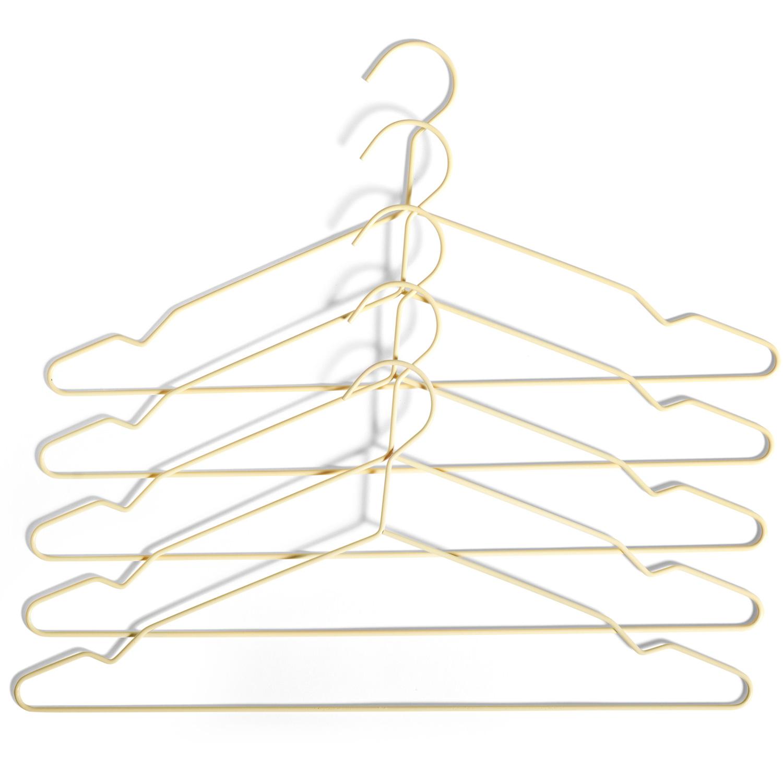 Hang Galge 5-Pack, Soft Yellow