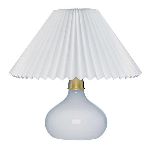 Le Klint 314 Bordslampa, Vit blank