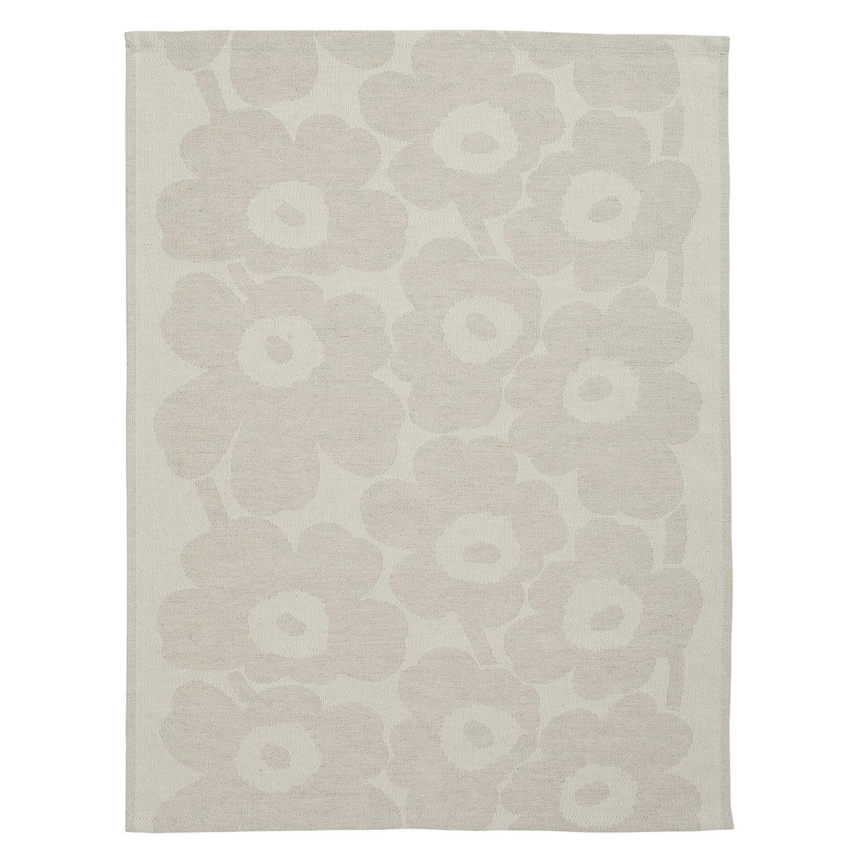 Marimekko-Unikko Blanket 146x188 cm, Off White / Beige