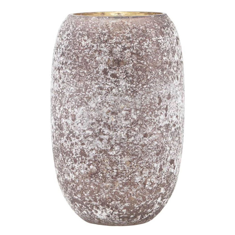Bilde av House Doctor-Earth Vase 15cm, Brun