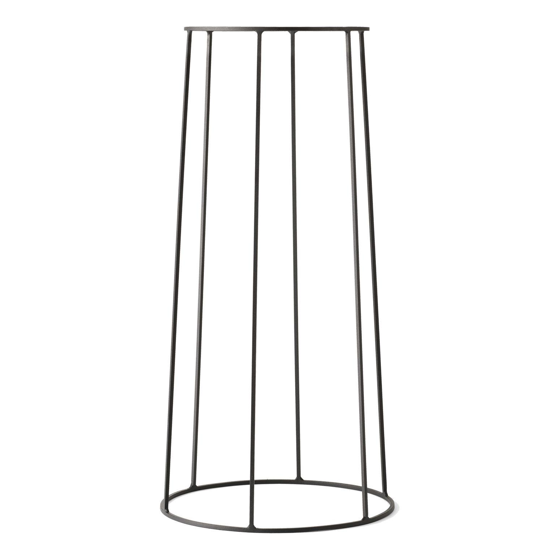 Menu-Wire Base Stativ, L, Sort