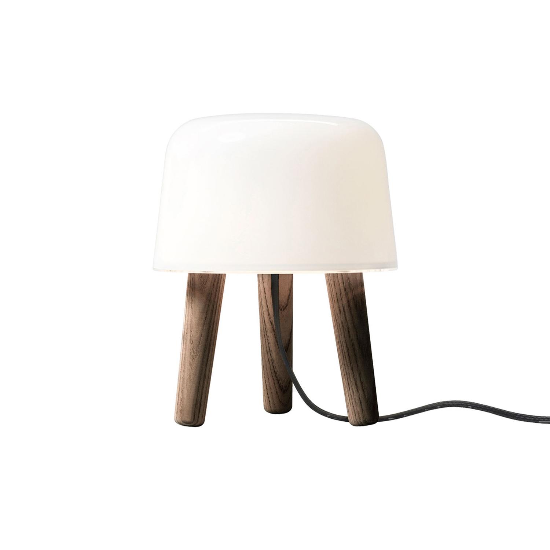 Bilde av &Tradition-Milk Bordlampe, Røkt Eik