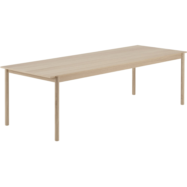 Muuto-Linear Wood Pöytä 260x90 cm