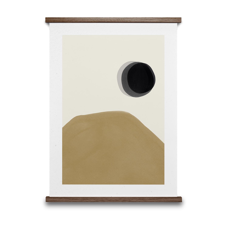 Bilde av Paper Collective-Norm Layers 01 Poster 50x70cm