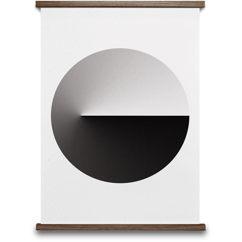 Bilde av Paper Collective-EO Shapes 01 Poster 30x40cm