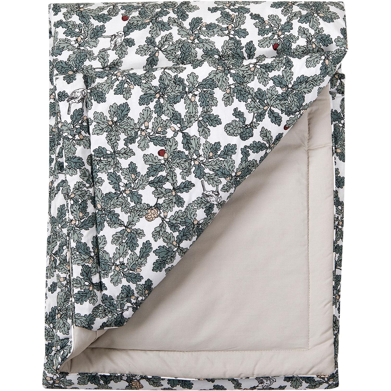 Woodlands Sängöverkast, 140x200 cm, Vit