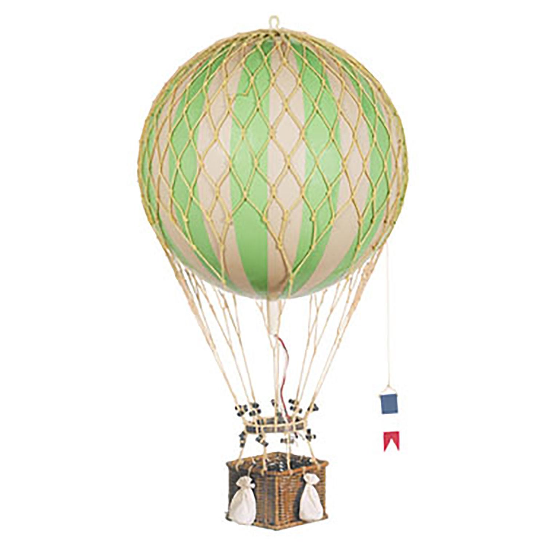 Royal Aero Luftballong, Grön