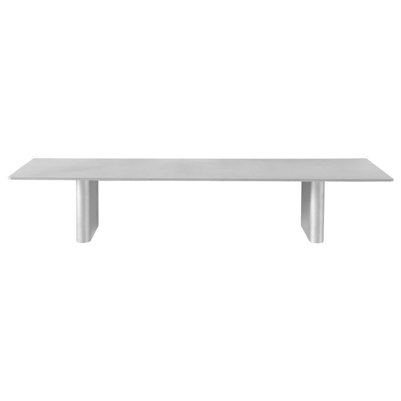 Bilde av &Tradition-Column JA2 Shelf 80x25 cm, Aluminium