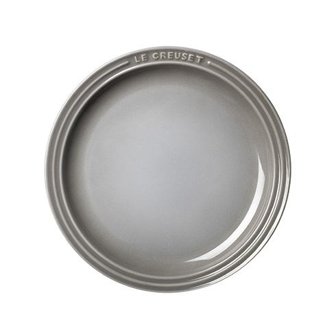 Le Creuset-Tallrik 23cm, Mist Gray